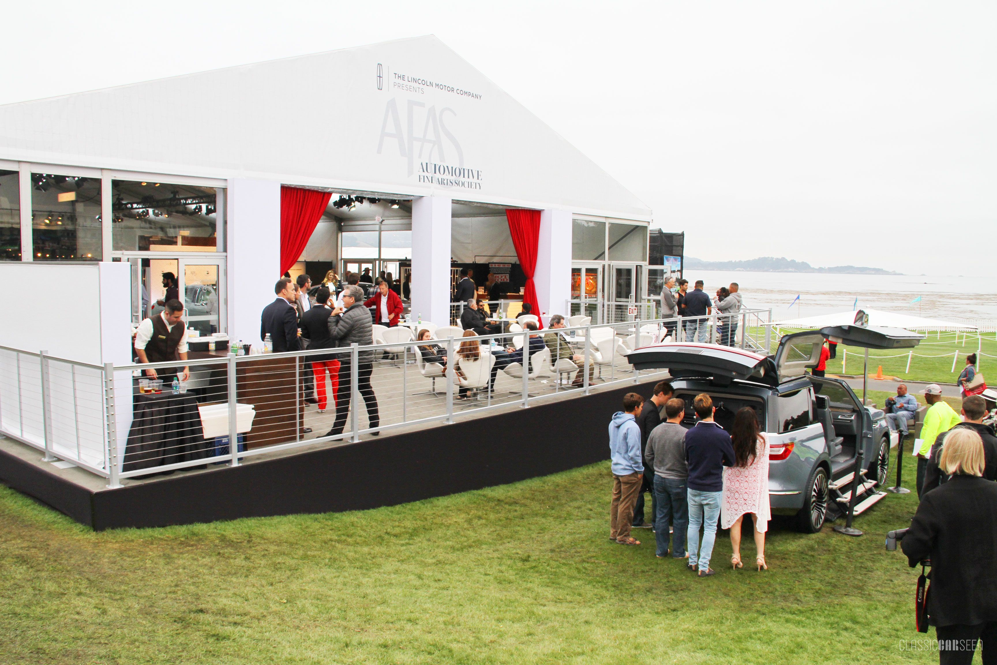 The 31st Annual Automotive Fine Arts Society Exhibition at Pebble Beach: A Judge's Perspective