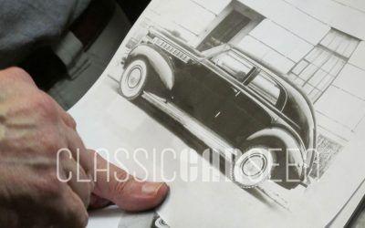 1940 Packard 180 Sunair Sedan by Rollson