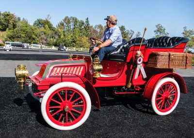Best of Show Concours d'Elegance, 1903 Thomas Model 18.