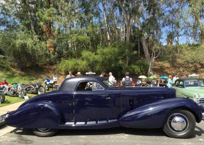 1934 Duesenberg J Aerodynamic Coupe by Walker