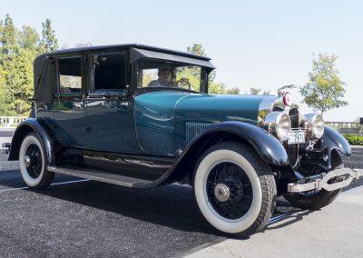 1926 Lincoln L Sport Sedan
