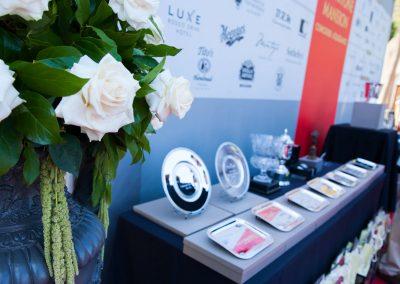 Greystone Concours awards podium