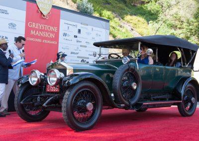 HVA/FIVA Award winner - 1914 Rolls-Royce Silver Ghost