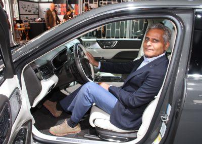 Lincoln Motor Company President Kumar Galhotra