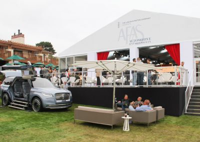 2016 AFAS Exhibit at Pebble Beach Concours d'Elegance