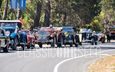 2015 Pebble Beach Concours d'Elegance: Photo Gallery