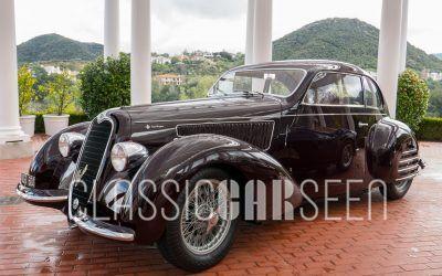 1937 Alfa-Romeo 6C 2300B Mille Miglia Berlinetta