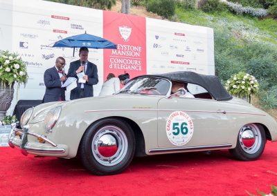 Porsche Speedster Best of Class, 1958 Porsche Speedster 356A, owned by Will Sanchez