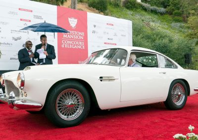 BRM Award, 1961 Aston Martin DB4, owned by Ian Wayne