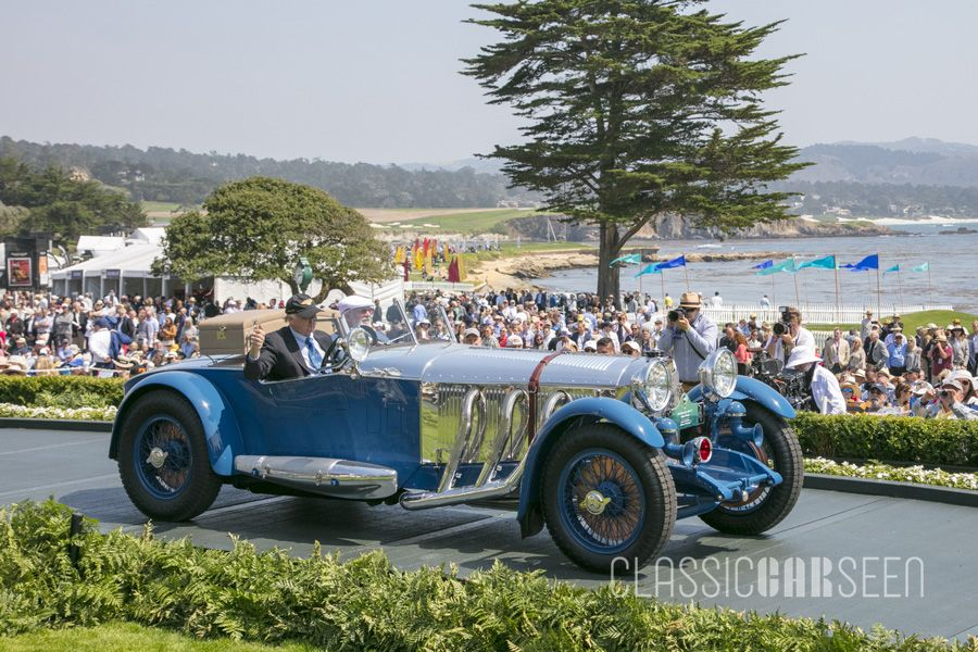 Bruce McCaw Talks Best of Show Pebble Beach Concours 2017