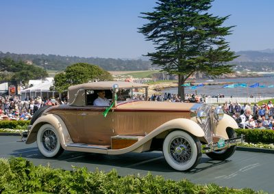 3rd Place: 1932 Isotta Fraschini Tipo 8A Castagna Commodore, The Stephens Family