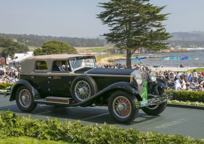 1st Place: 1930 Isotta Fraschini Tipo 8A SS Castagna Cabriolet, Karol Pavlu