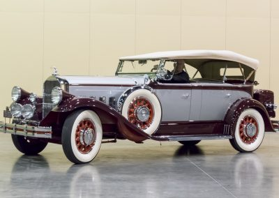 1931 Pierce Arrow Model 43 Dual-Cowl Phaeton