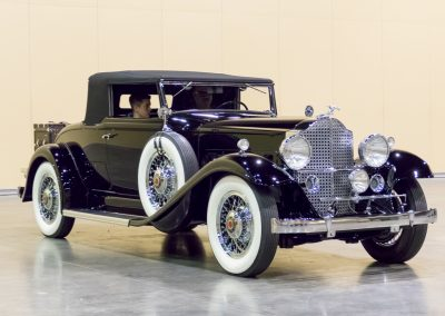 1932 Packard 902 Convertible Coupe