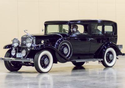 1931 Cadillac 355A Seven Passenger Sedan