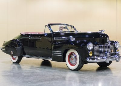 1941 Cadillac 62 Convertible Coupe
